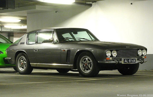 1969 Jensen Interceptor #6