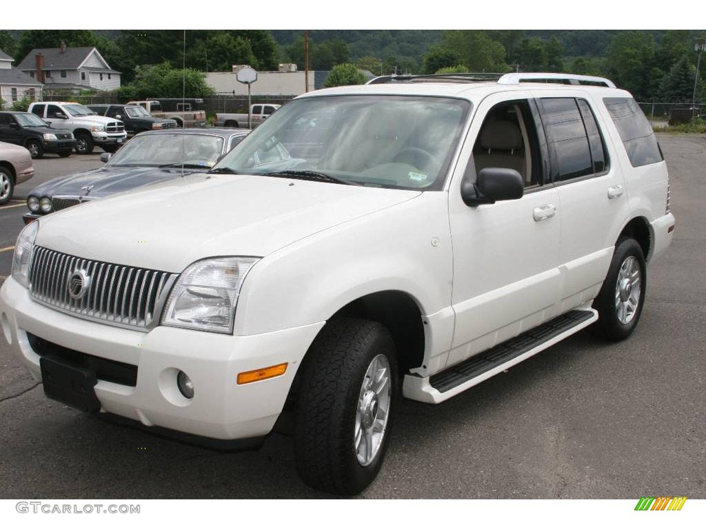 2004 Mercury Mountaineer #1