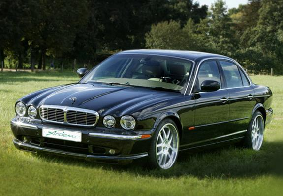 2005 Jaguar Xj-series #7