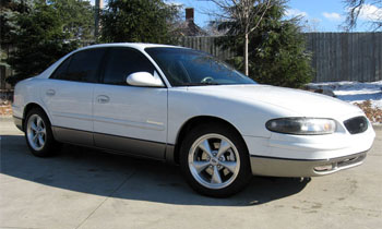 1998 Buick Regal #5