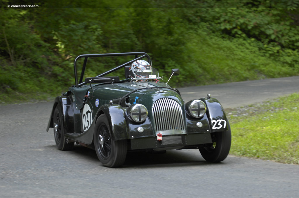 1957 Morgan Plus 4 #11