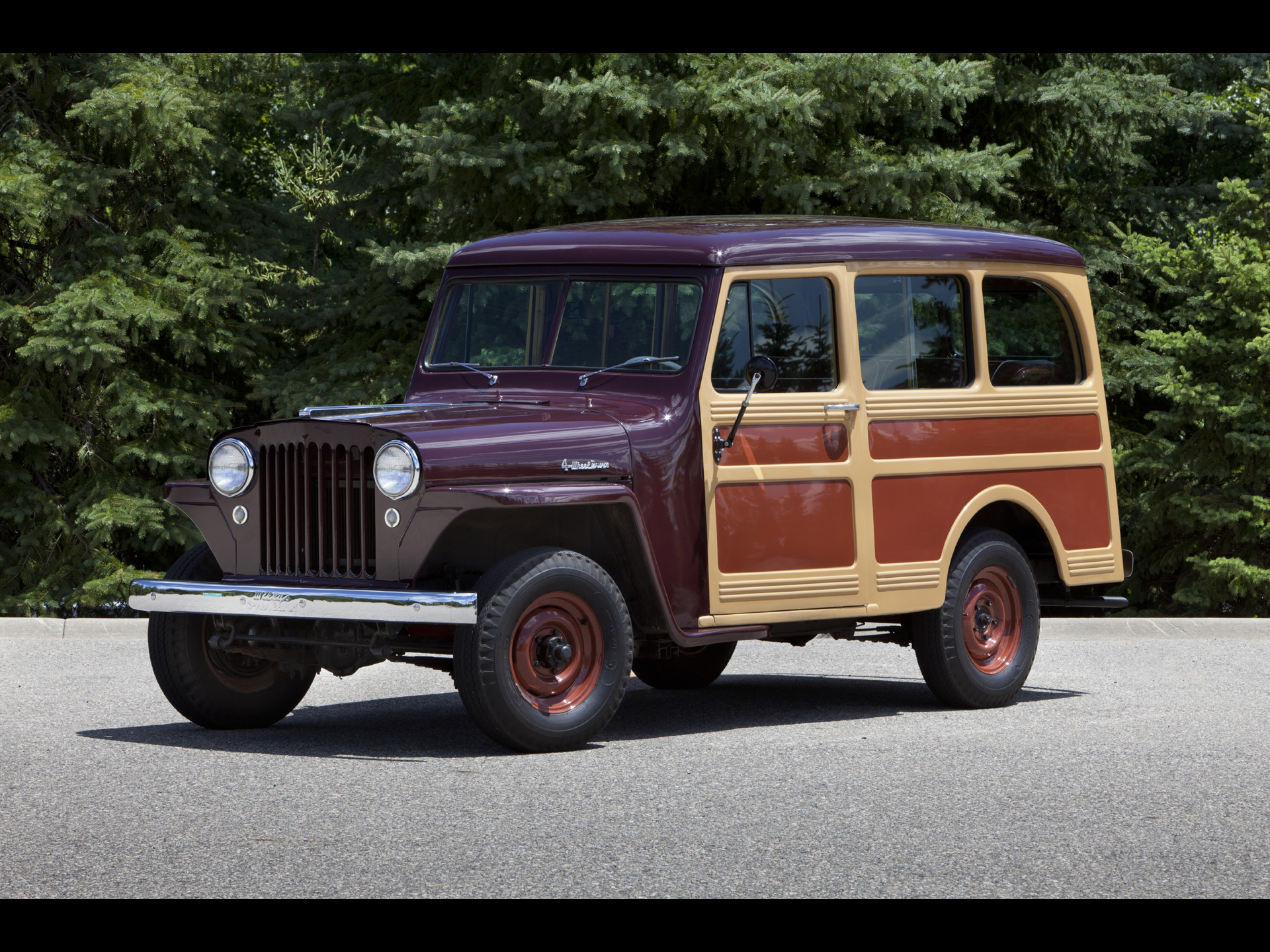 Jeep Station Wagon #1