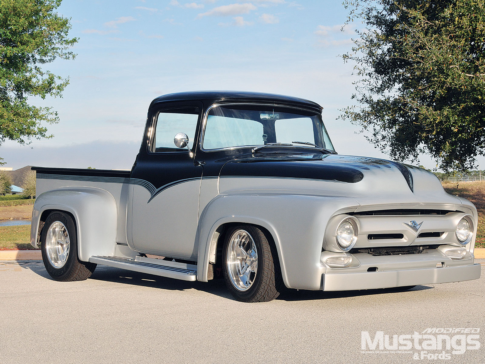 1956 Ford F #9