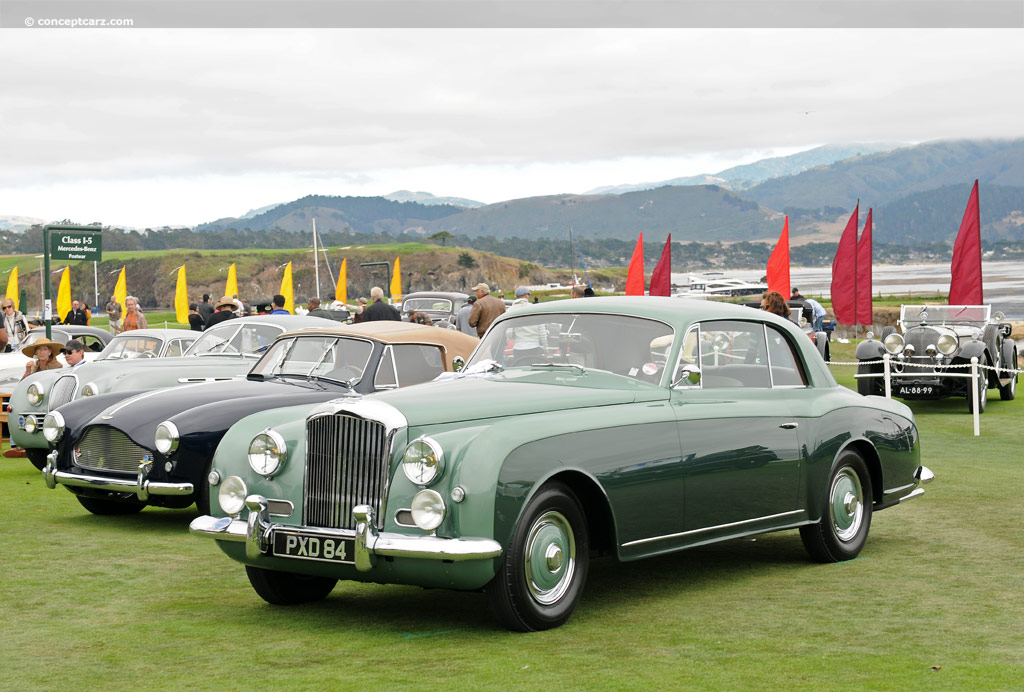 1955 Bentley R Type Continental #11
