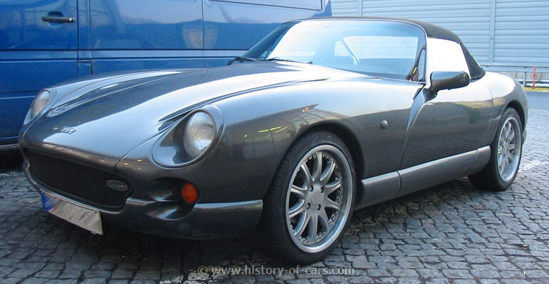 1993 Tvr Griffith Photos Informations Articles Bestcarmag