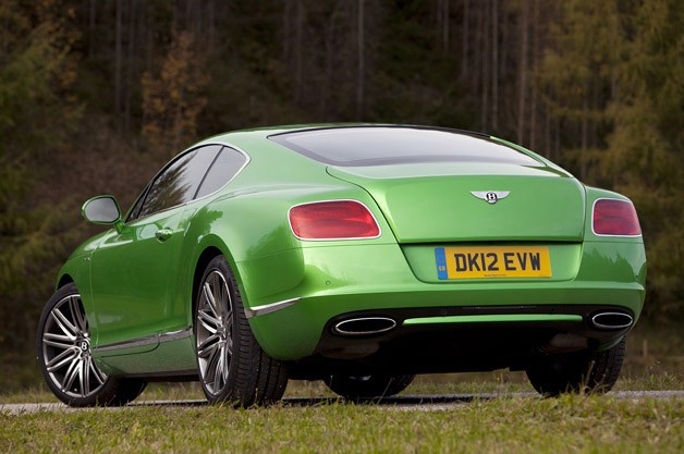 2013 Bentley Continental Gt Speed #13