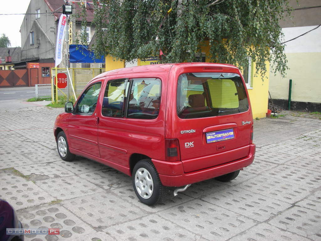 1997 Citroen Berlingo #9