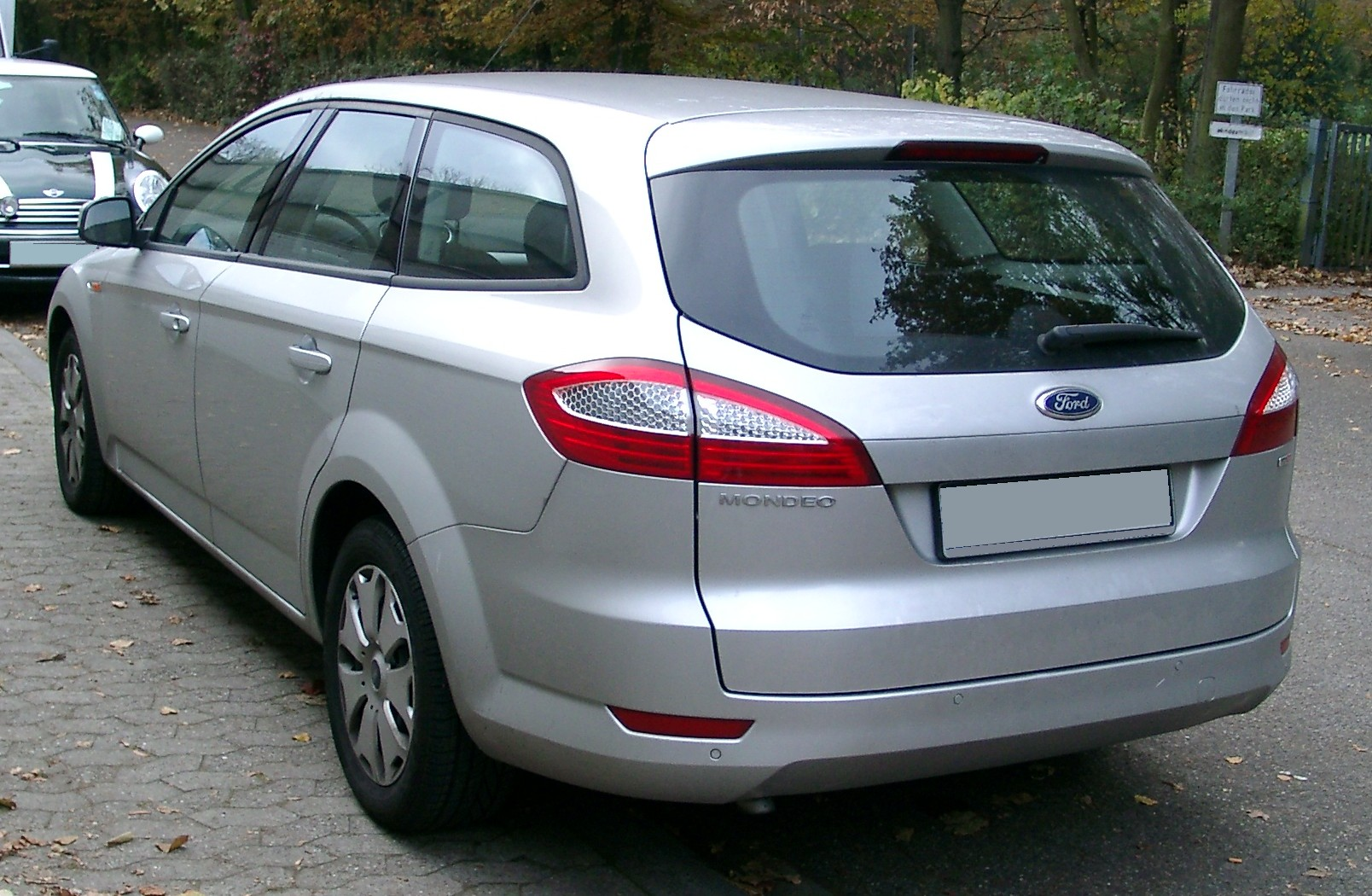 2007 Ford Mondeo #10