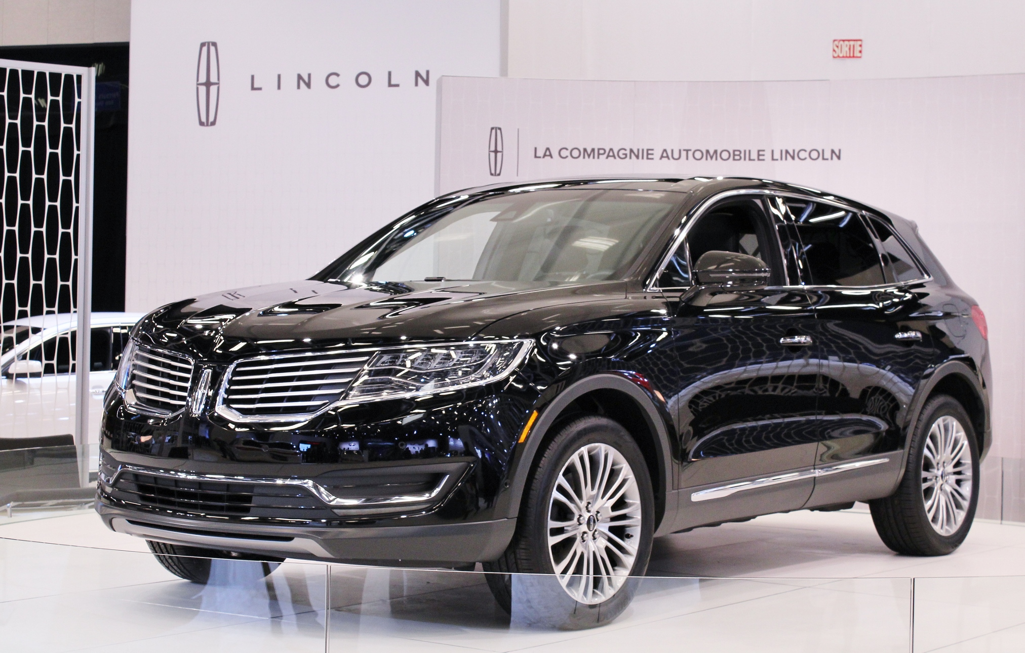 2016 Lincoln Mkx #5