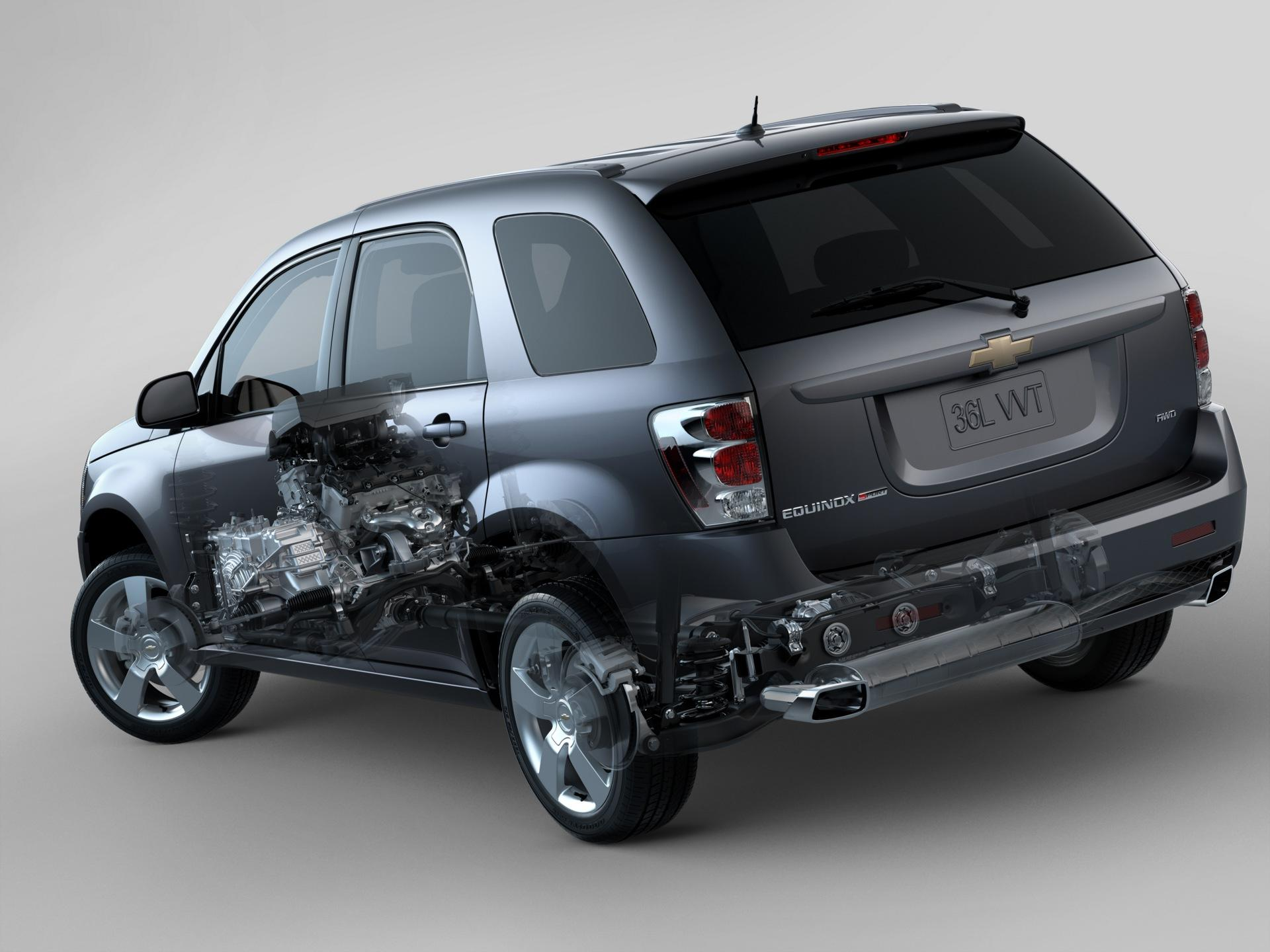 2008 chevrolet equinox photos informations articles. Cars Review. Best American Auto & Cars Review