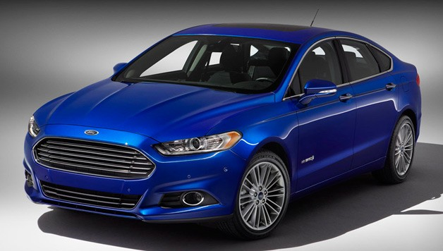 2012 Ford Fusion #8