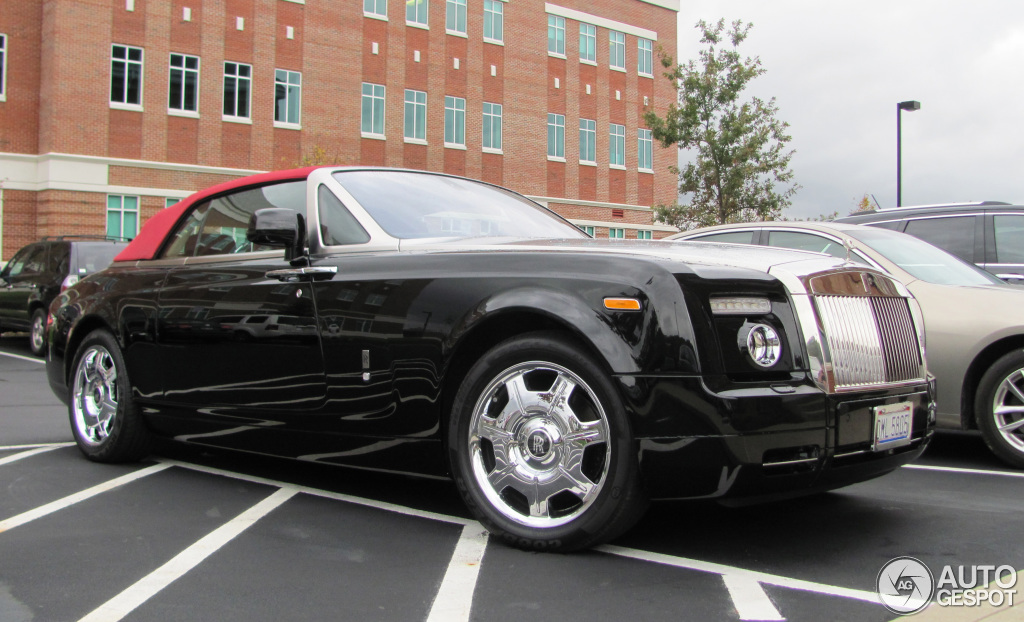 2012 Rolls royce Phantom Drophead Coupe #10