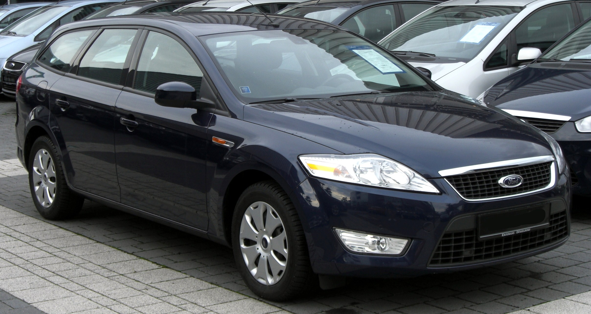 2010 ford mondeo photos informations articles. Black Bedroom Furniture Sets. Home Design Ideas