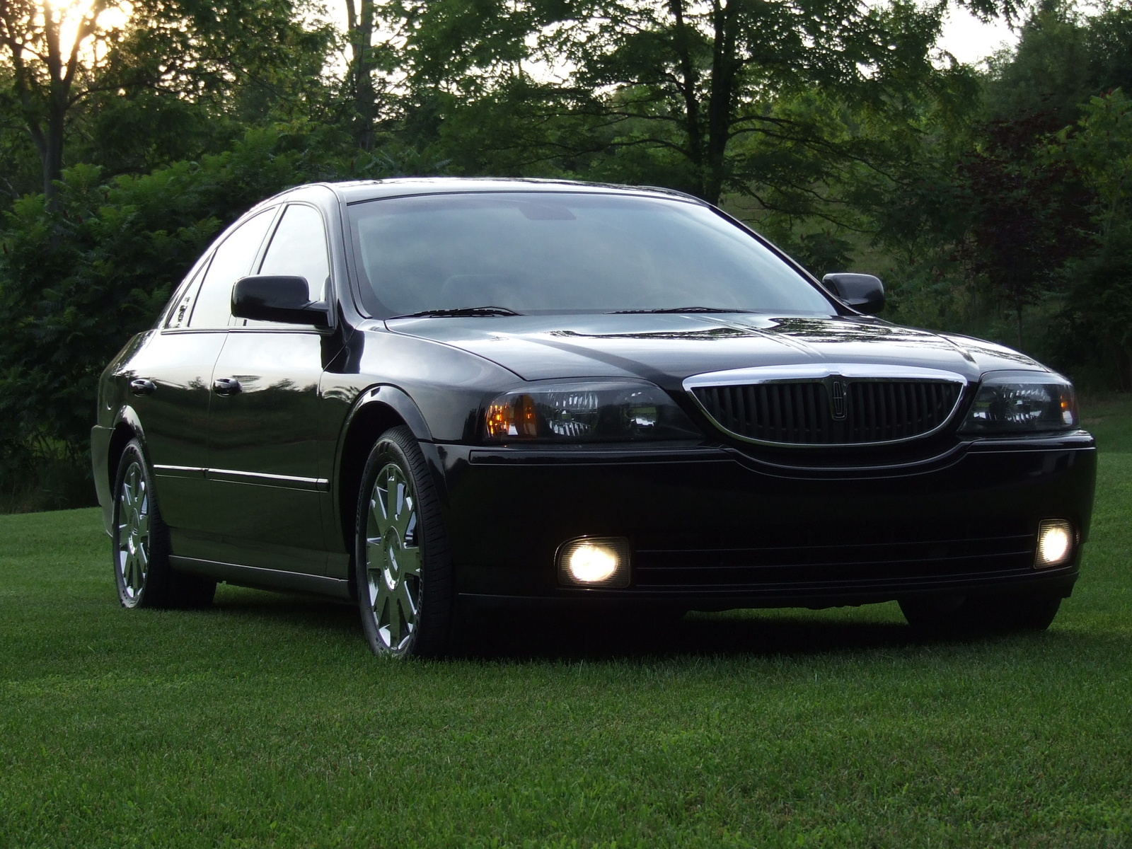 2003 Lincoln Ls #5