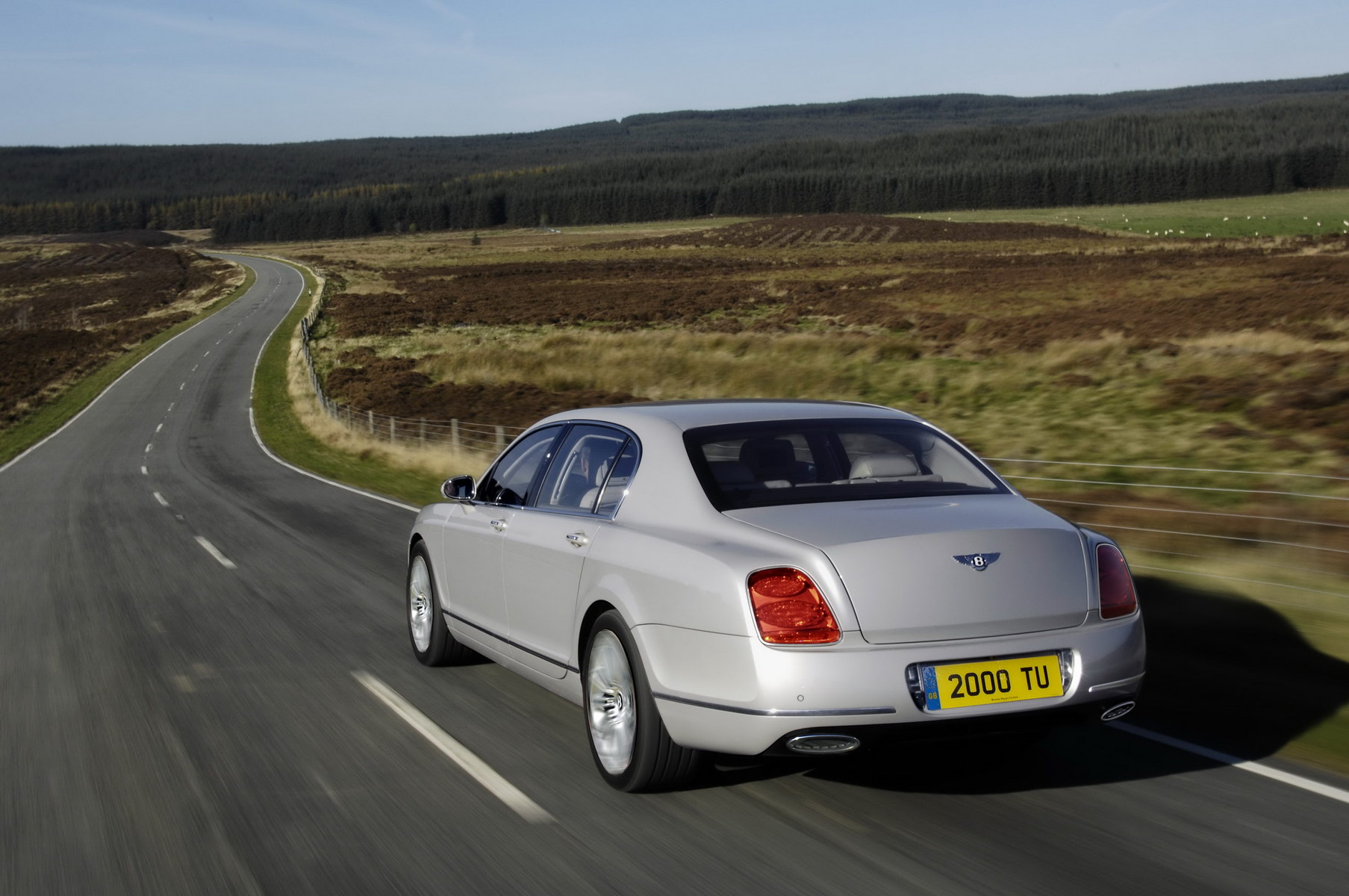 2011 Bentley Continental Flying Spur Speed #5