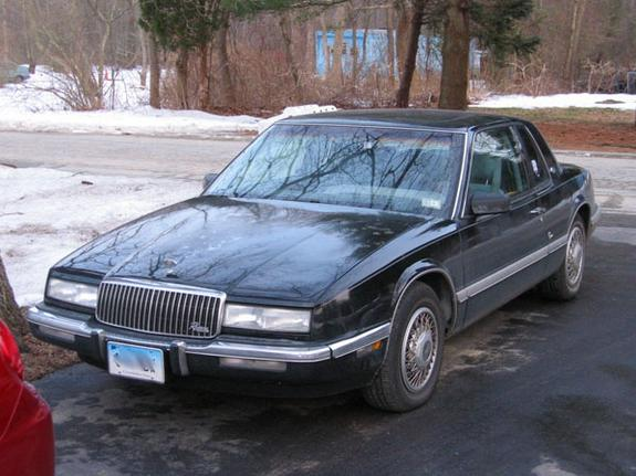 1990 Buick Riviera Photos, Informations, Articles ...