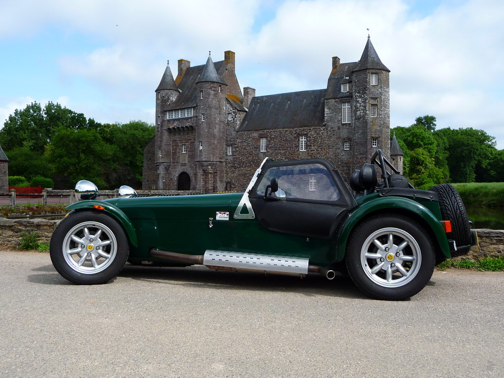 Caterham Super 7 #12