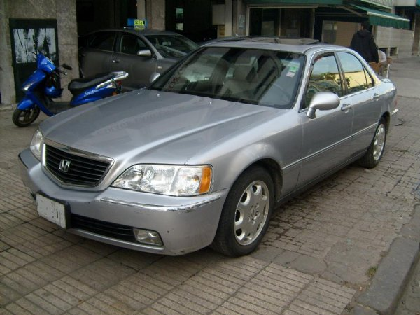 2003 Honda Legend #1