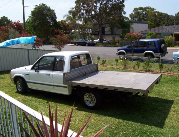 1985 Ford Courier #8