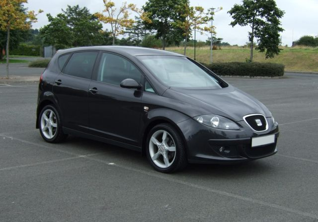 2005 Seat Altea Photos Informations Articles Bestcarmag