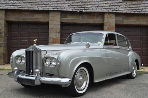 Rolls royce Silver Cloud #9