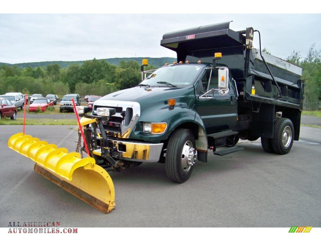 2007 Ford F-650 #14