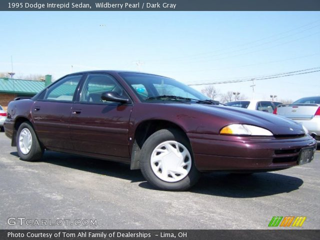 1995 Dodge Intrepid #10