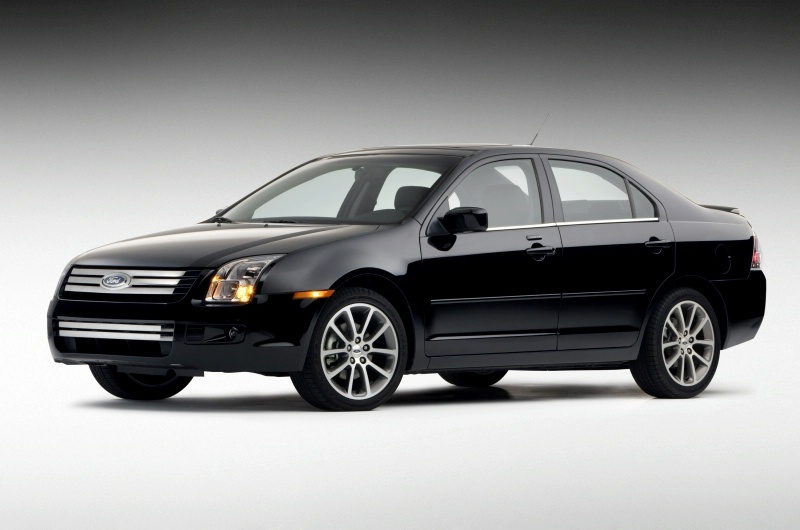 2011 Ford Fusion #7