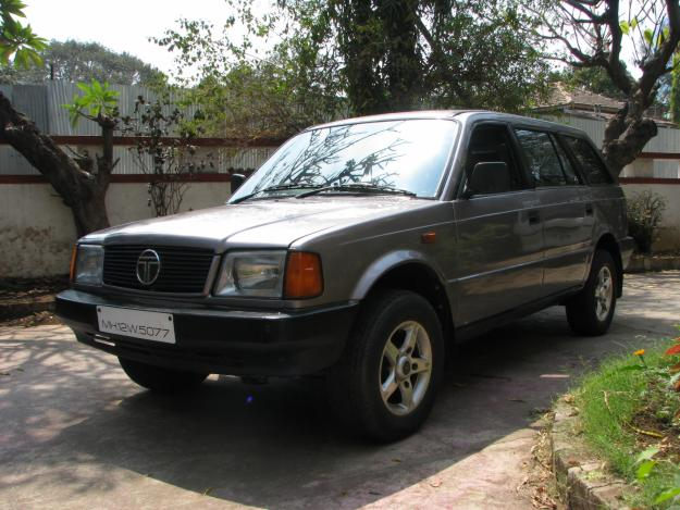 1993 Tata Estate #9