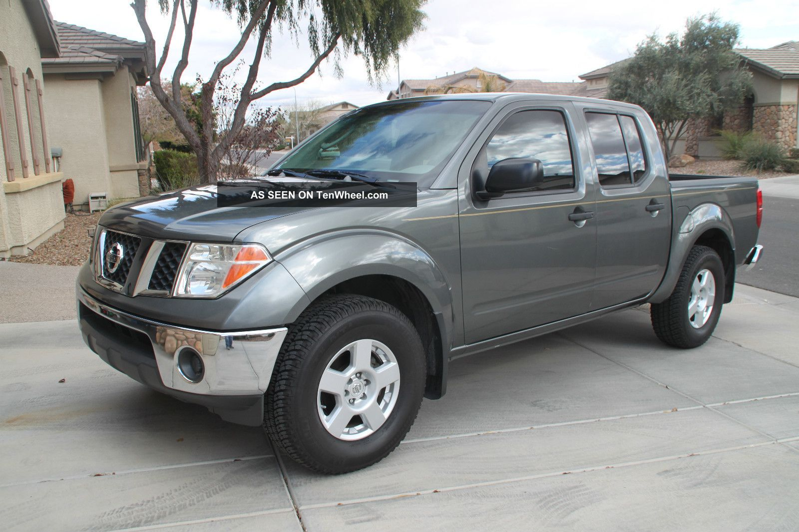 2006 Nissan Frontier Photos, Informations, Articles - BestCarMag.com