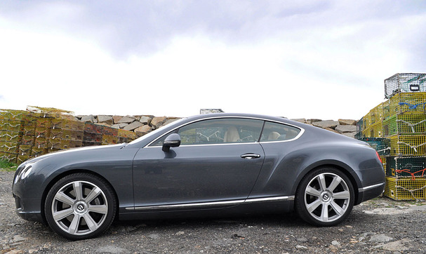 2012 Bentley Continental Gt #17
