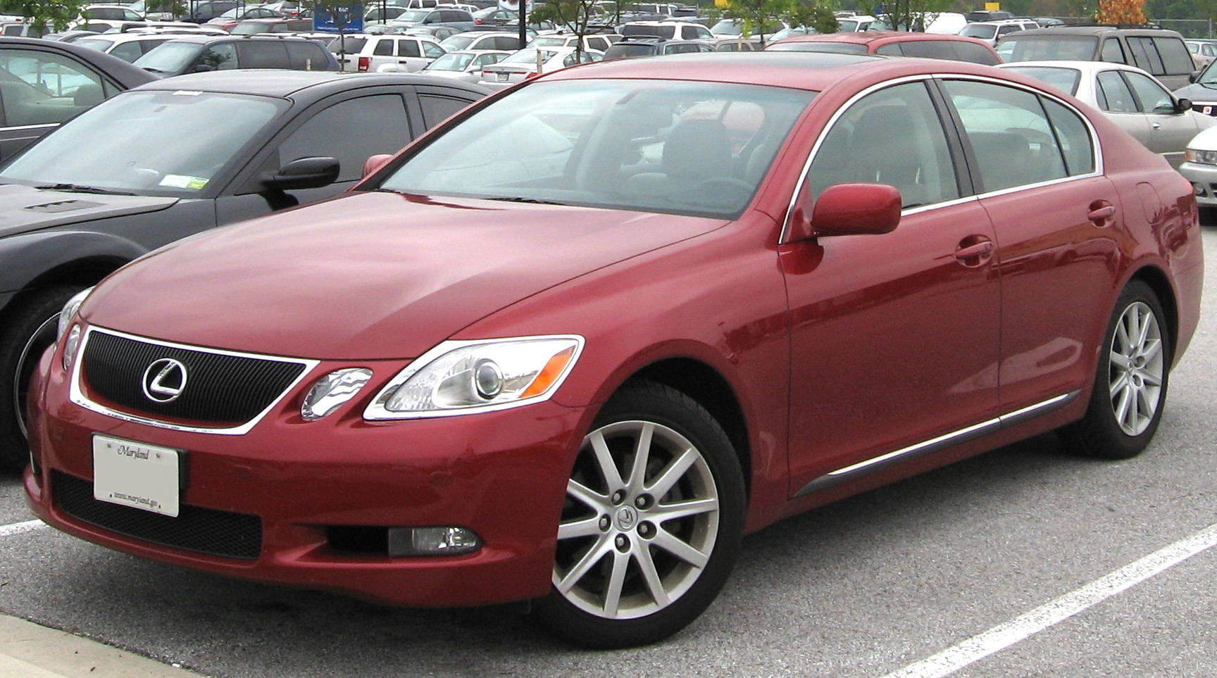 2006 Lexus Gs 300 Photos Informations Articles
