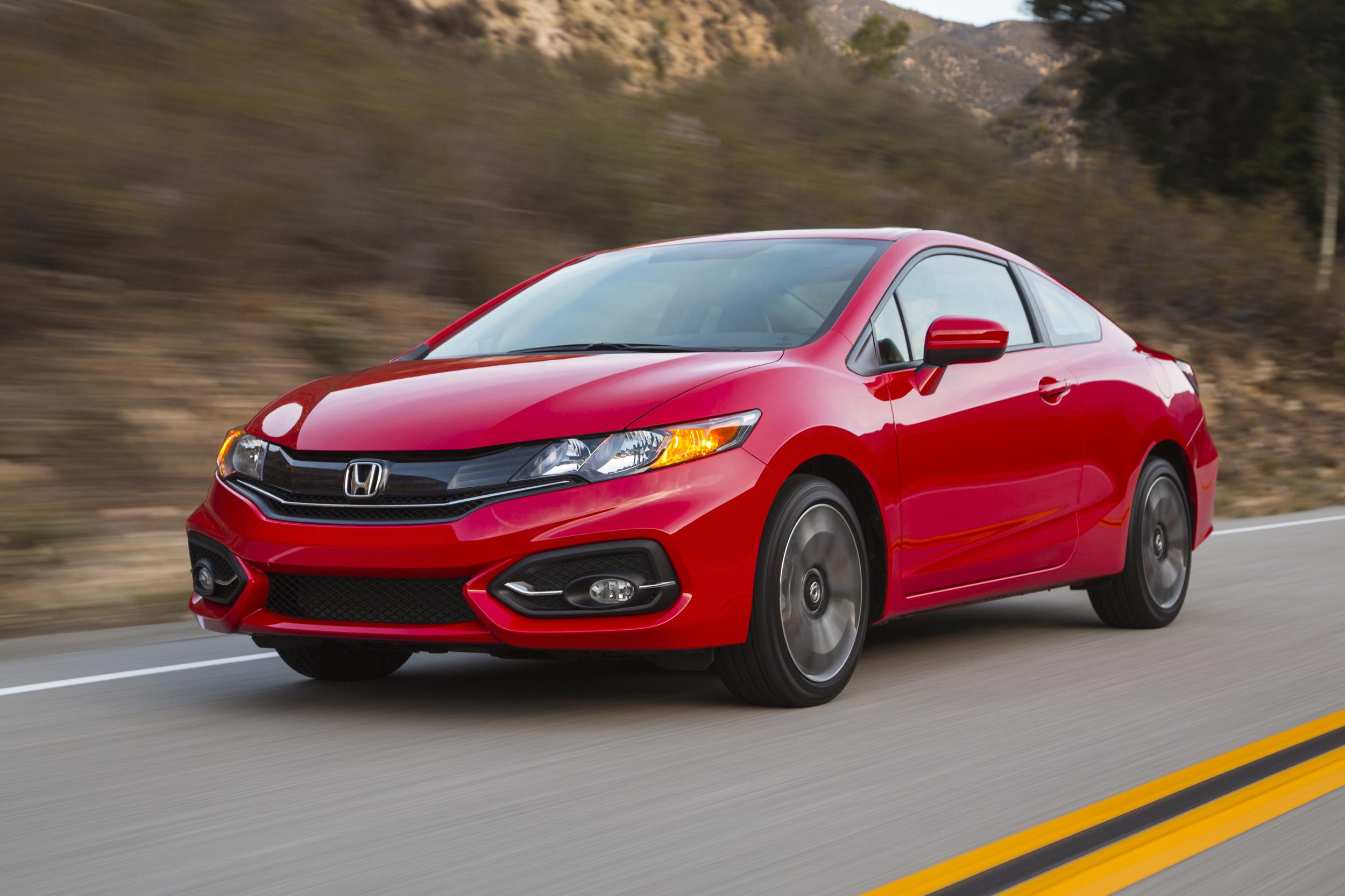 2015 Honda Civic #9
