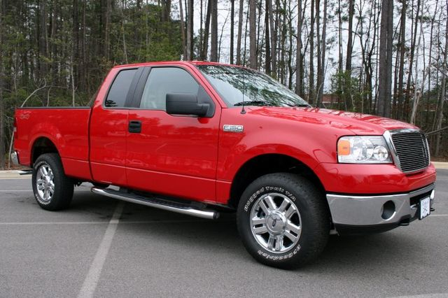 2007 ford f 150 photos informations articles. Black Bedroom Furniture Sets. Home Design Ideas