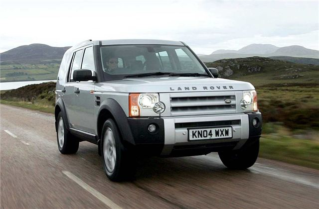 Land Rover Discovery 3 #13