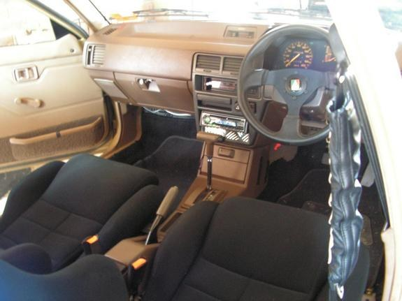 1986 Ford Meteor #13
