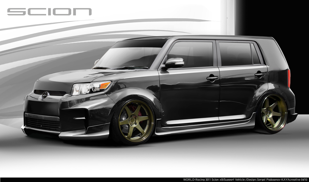 2011 Scion Xb #8