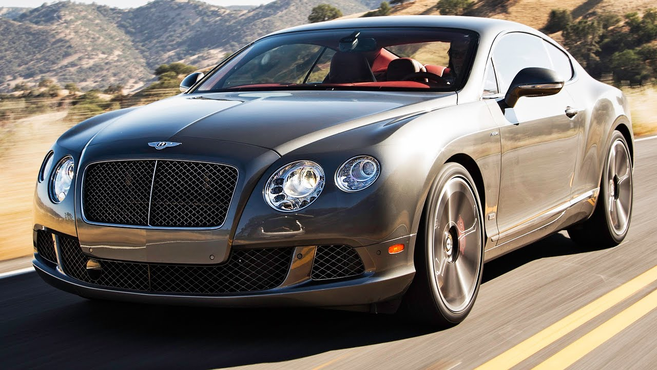 2013 Bentley Continental Gt Speed #19