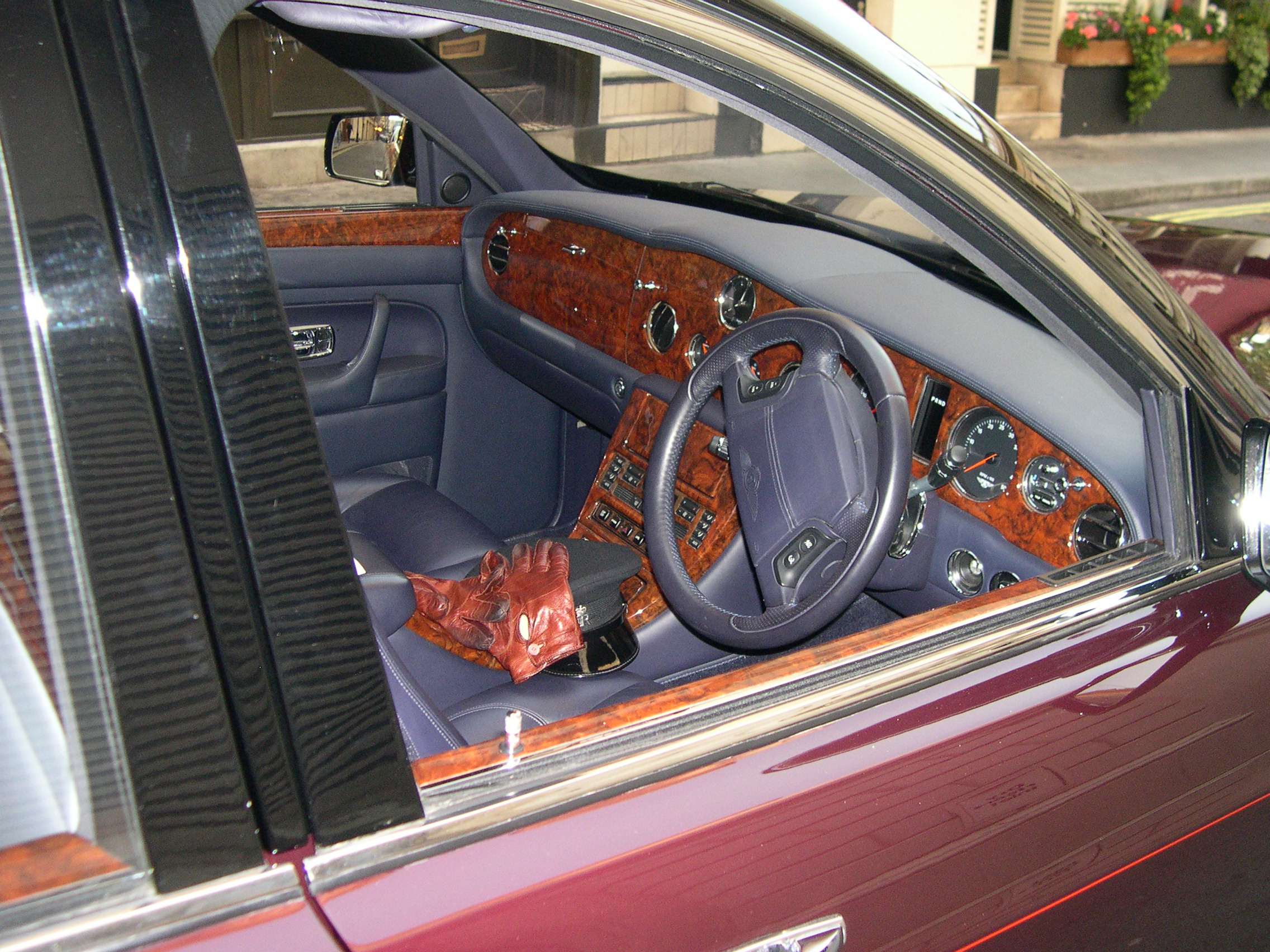2002 Bentley State Limousine #4