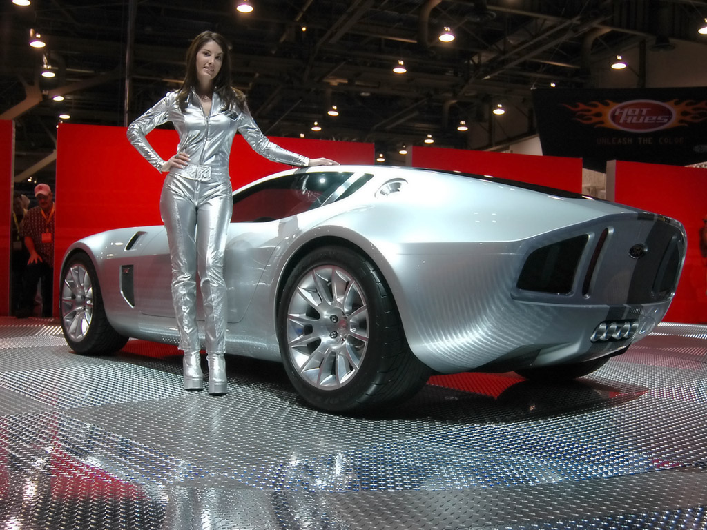 2005 Ford Shelby GR-1 Concept #14