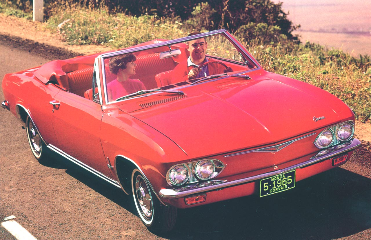 Chevrolet Corvair #17