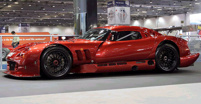 TVR Cerbera Speed 12 #2