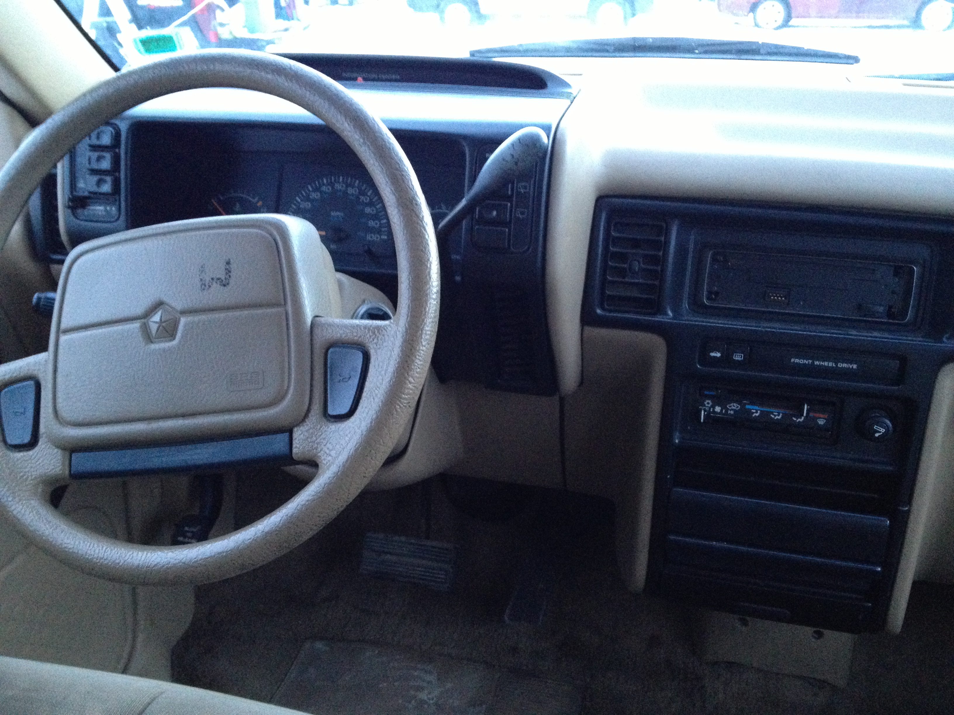 1993 Plymouth Voyager #12