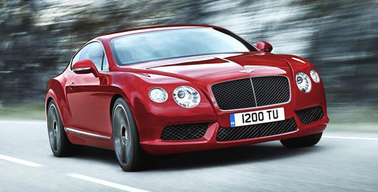 2013 Bentley Continental Gtc #9