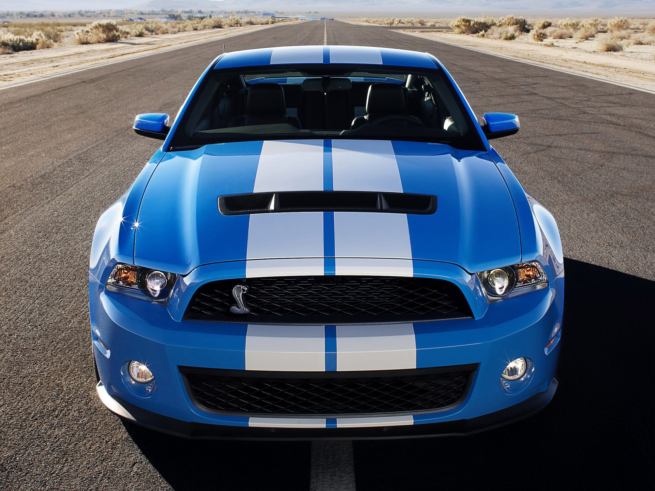 2011 Ford Shelby GT 500 #2