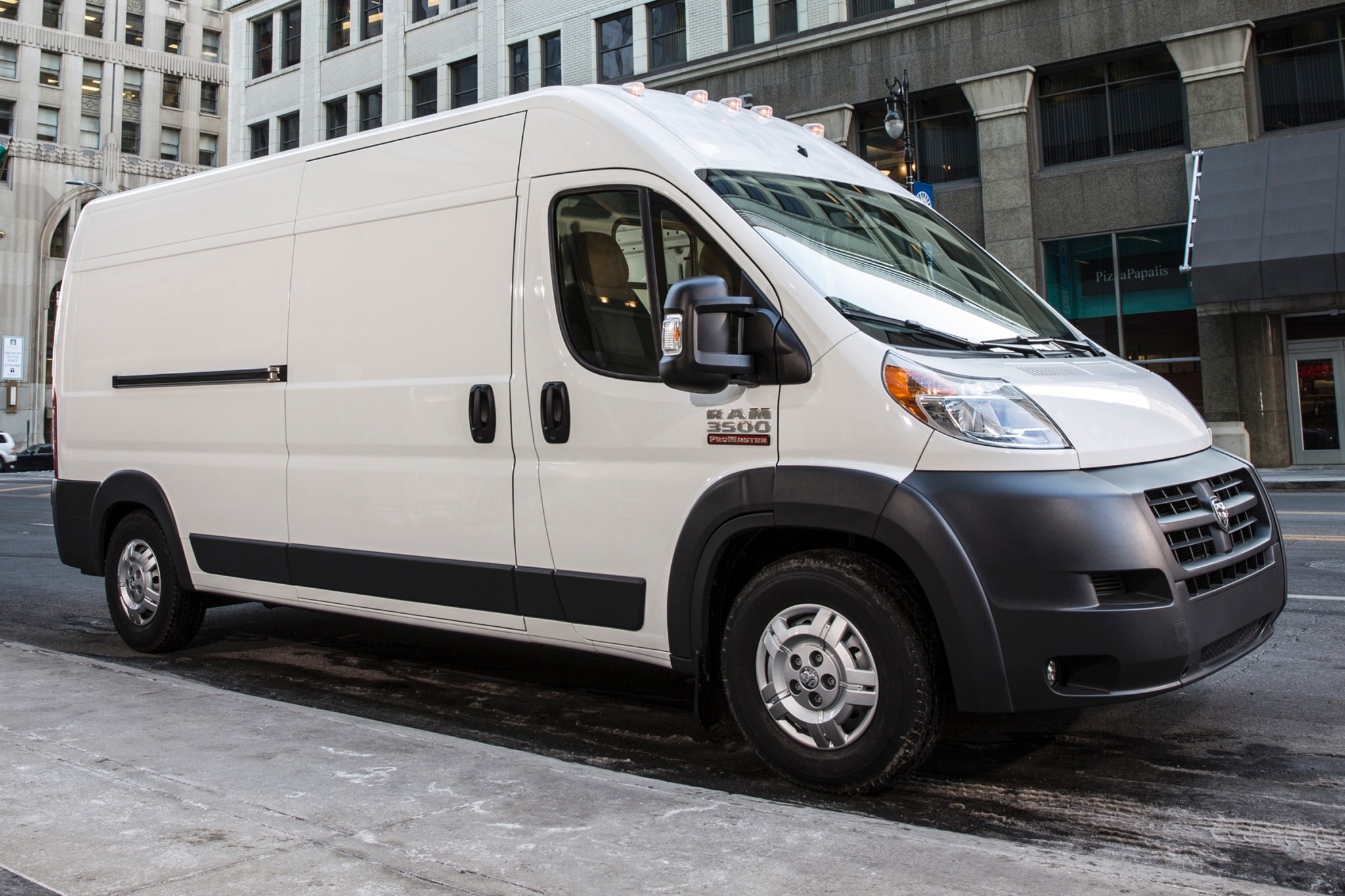 2014 Ram Promaster Window Van #5