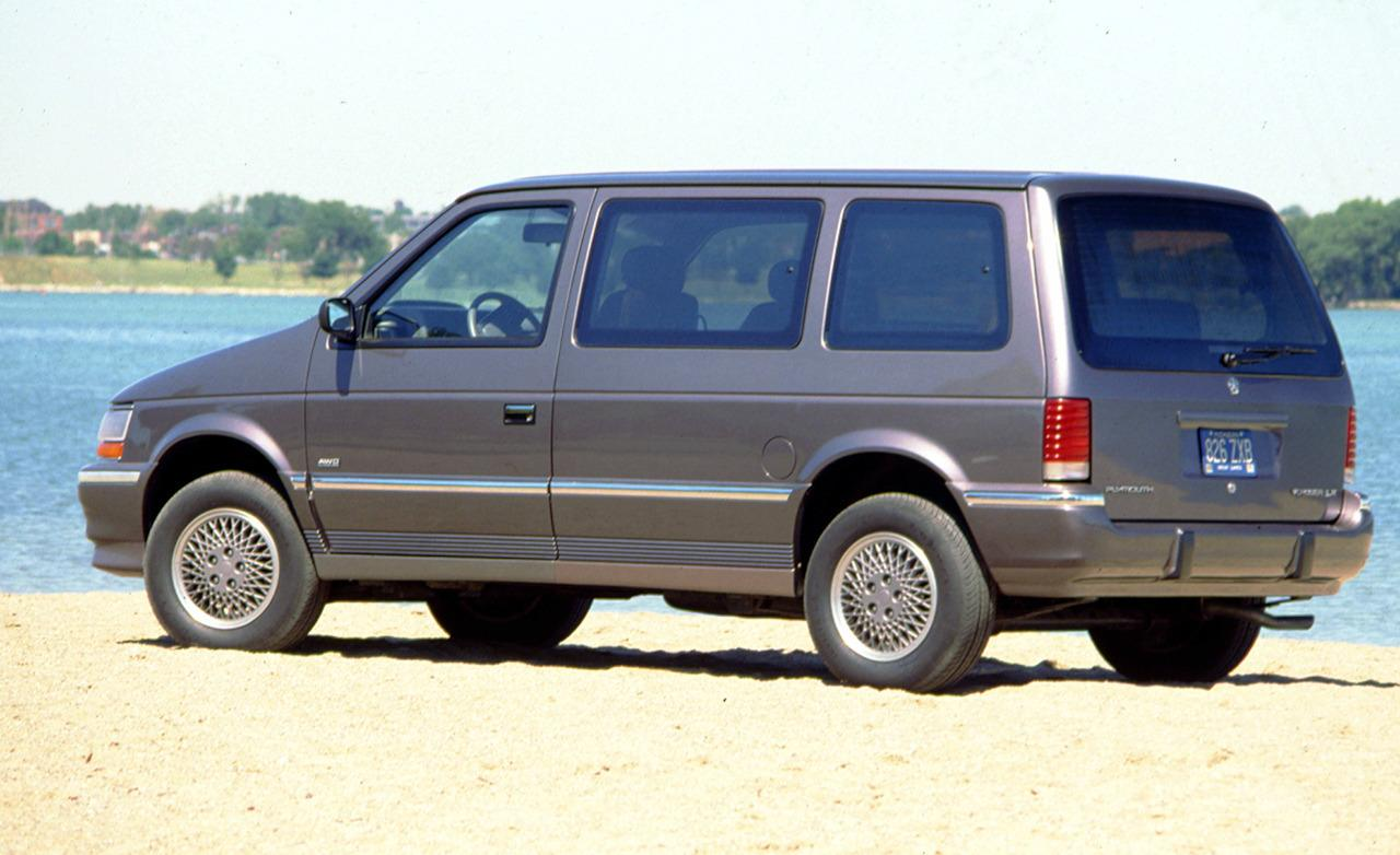 1991 Plymouth Voyager Photos Informations Articles Acclaim Engine Diagram 3