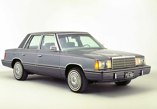 1983 Plymouth Reliant #10