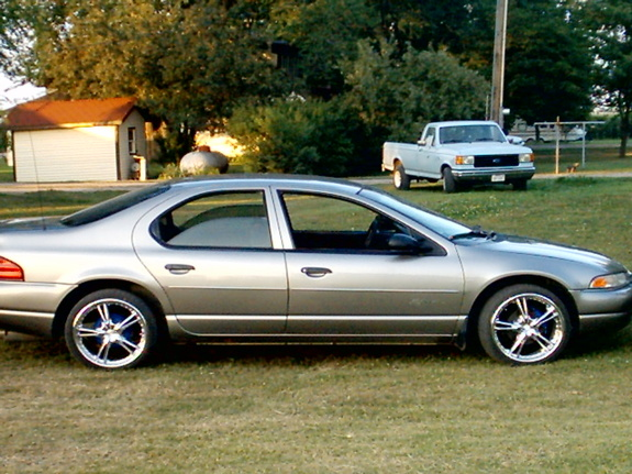 1998 Plymouth Breeze #4