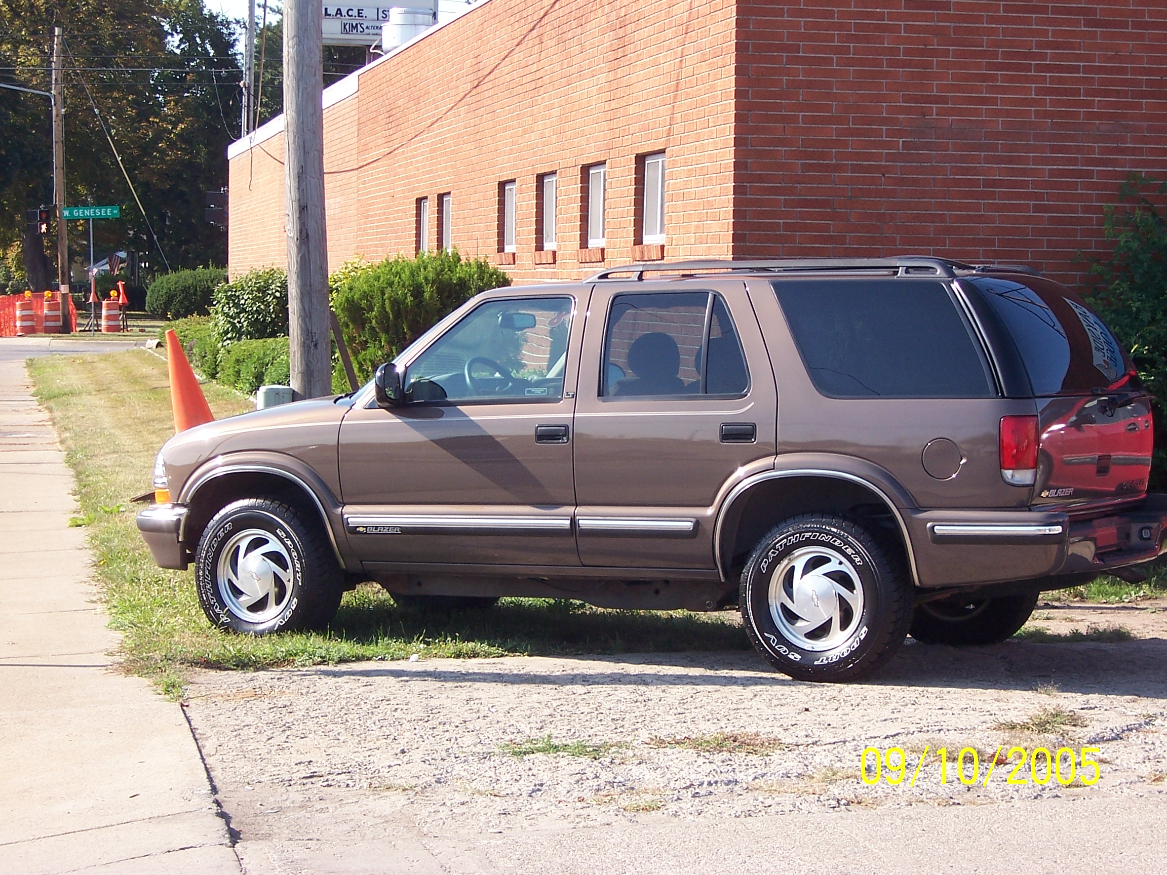 1998 GMC Jimmy #8